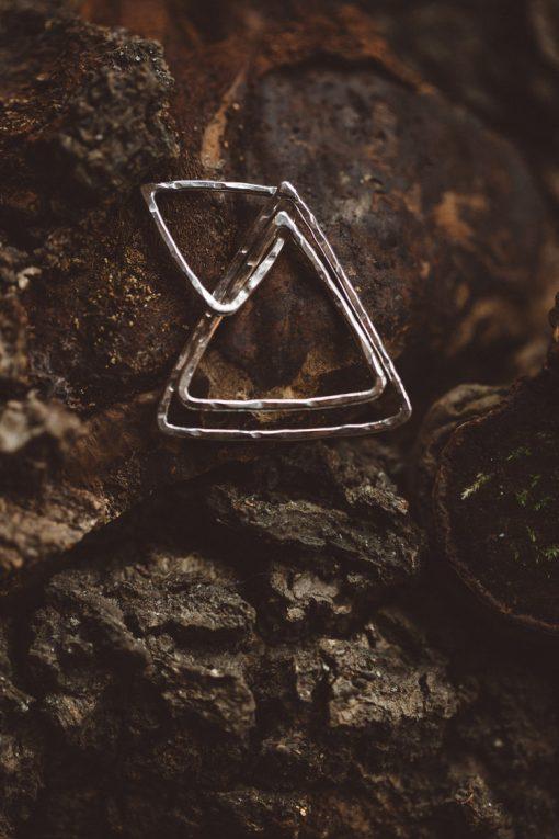 Mountain vedhæng fra ELK market metal