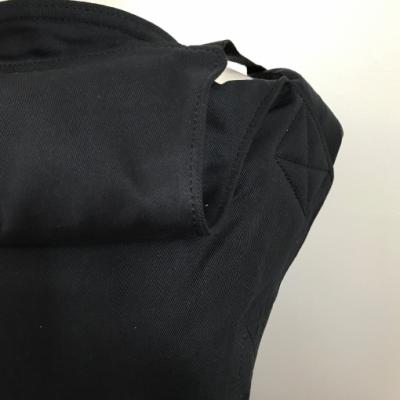 Integra Baby Essential Black bæresele