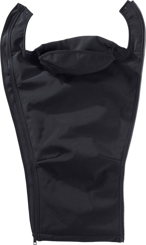 Mamalila Softshell Black bærejakke