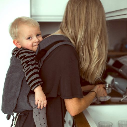 Didymos onbuhimo Doubleface Anthracite