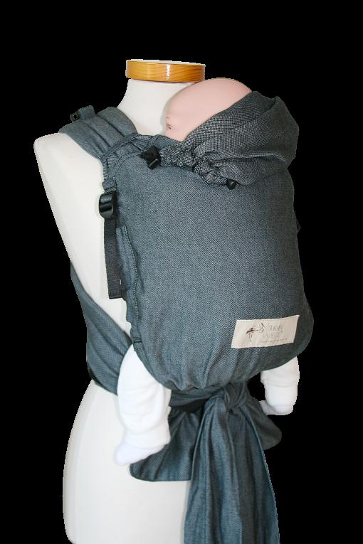 Storchenwiege bæresele SLIM Graphite