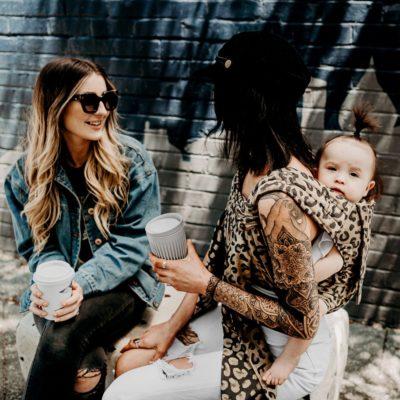 Fidella Flytai Leopard Gold meh dai toddler
