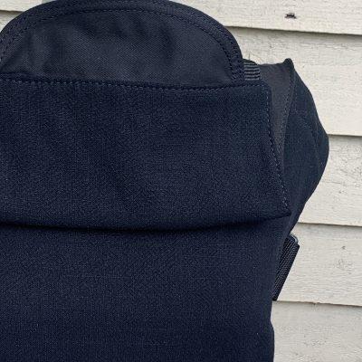 Integra Baby Linen Black