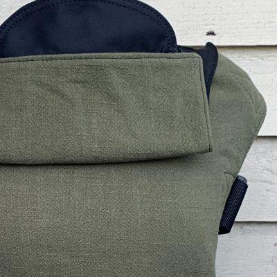 Integra Baby Linen Khaki